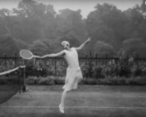 Suzanne Lenglen: Sport and Fashion Film
