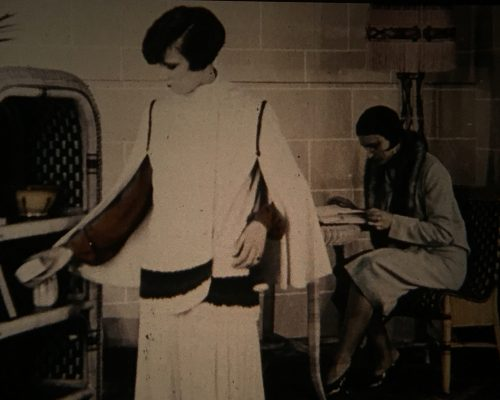 Fashion for Cinema – A Parallax View and Methodological Possibilities